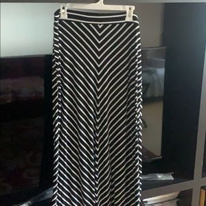 Loft Maxi Skirt